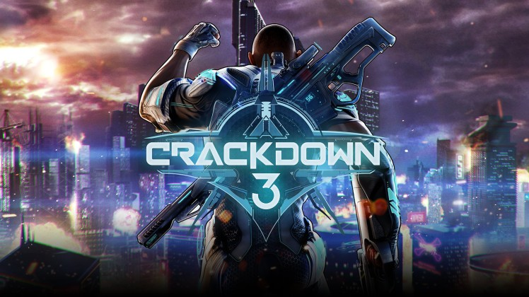 Crackdown 3 wallpaper
