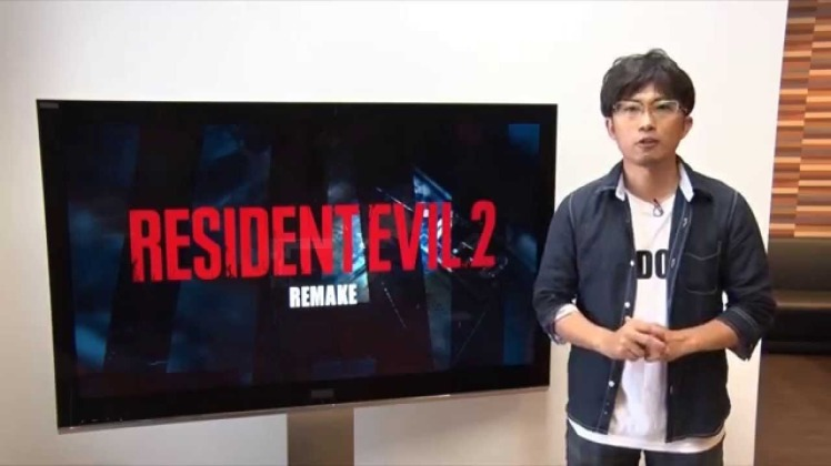 RE2 Remake Announce Picture