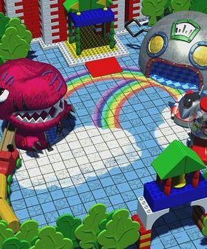 Toy Town Digimon World 1