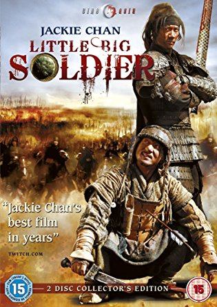 Little Big Soldier DVD Cover