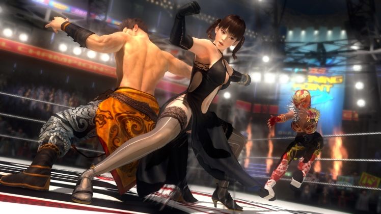 Dead Or Alive 5 Tag Mode