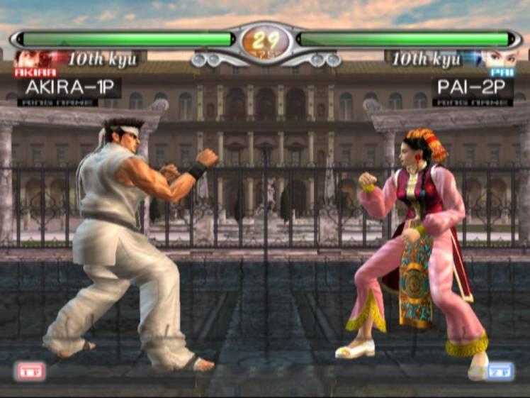 VF 4 Evolution Akira v Pai