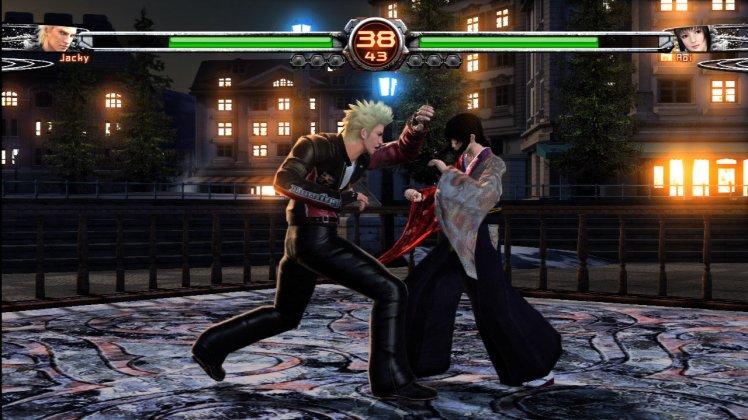 VF 5 Final Showdown Jacky vs Aoi