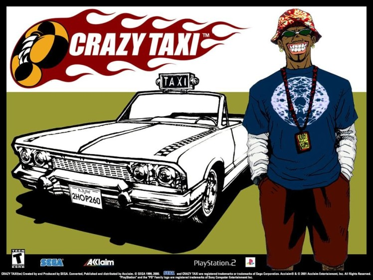 Crazy Taxi BD JOE