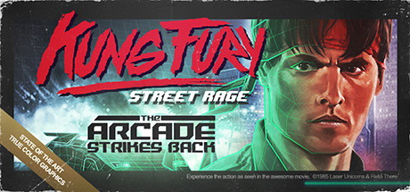 Kung Fury Steam