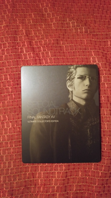 Ignis is on the front of the second case.
