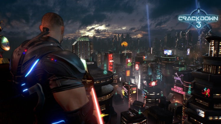 Crackdown 3 City