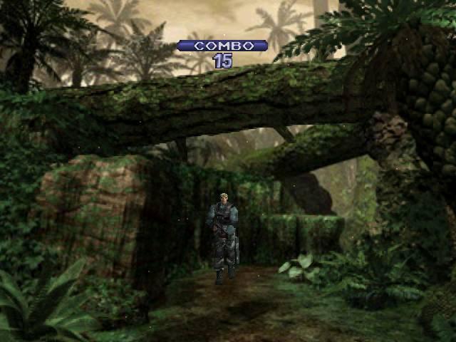 Dino Crisis 2 screen (1)