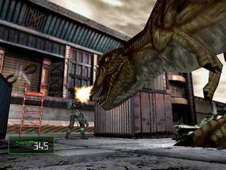 Dino Crisis 2 Screen 5