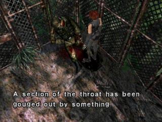 Dino Crisis 2 Screen 6