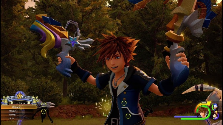Kingdom Hearts 3 Dual Blasters