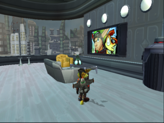 Ratchet and Clank 2 Screenshot 5