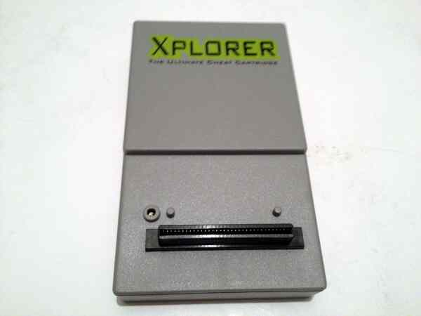 Xplorer Cartridge