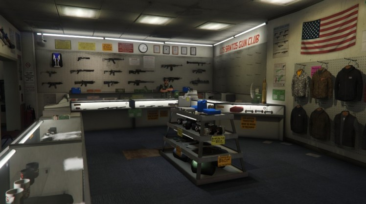 Ammunation-GunStore-Interior-GTAV