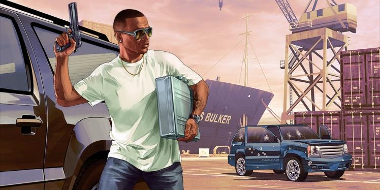 GTA Online Capture Wallpaper