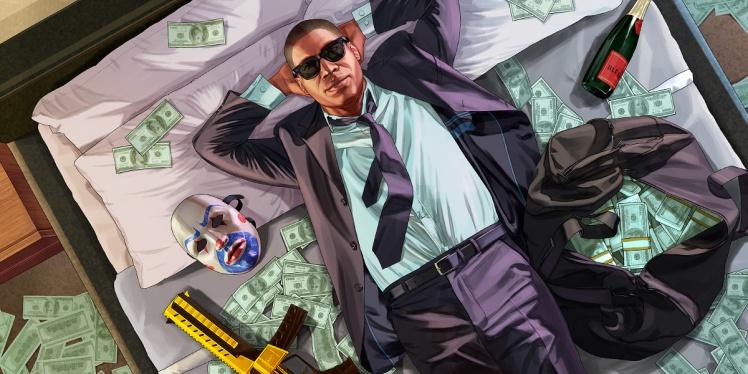 GTA Online Ill Gotten Gains Wallpaper