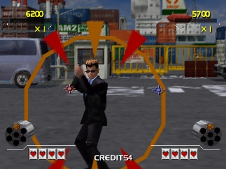 virtua cop screen 1