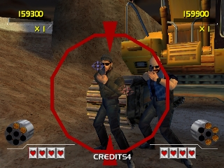 virtua cop screen 3
