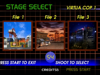 virtua cop screen 6