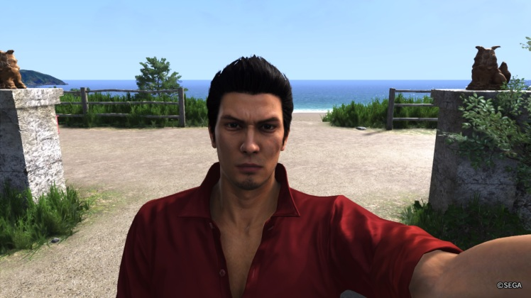 YAKUZA 6: The Song of Life Morning Glory