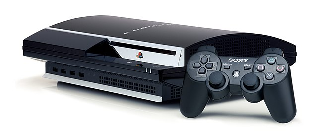PS3 (Early FAT model)