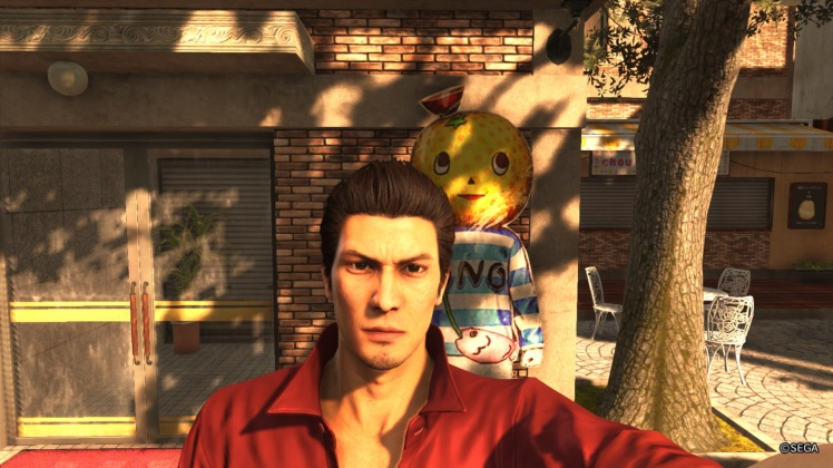 YAKUZA 6: The Song of Life Ropeway Station