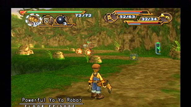 Dark Chronicle screenshot