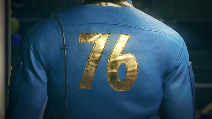 Fallout 76 screen