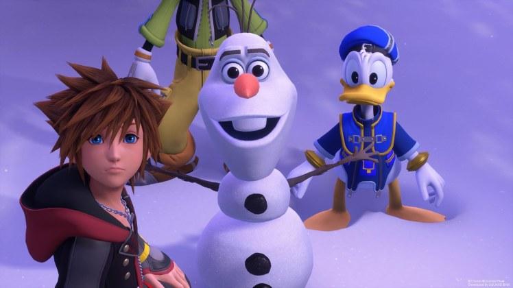 KH3 Frozen