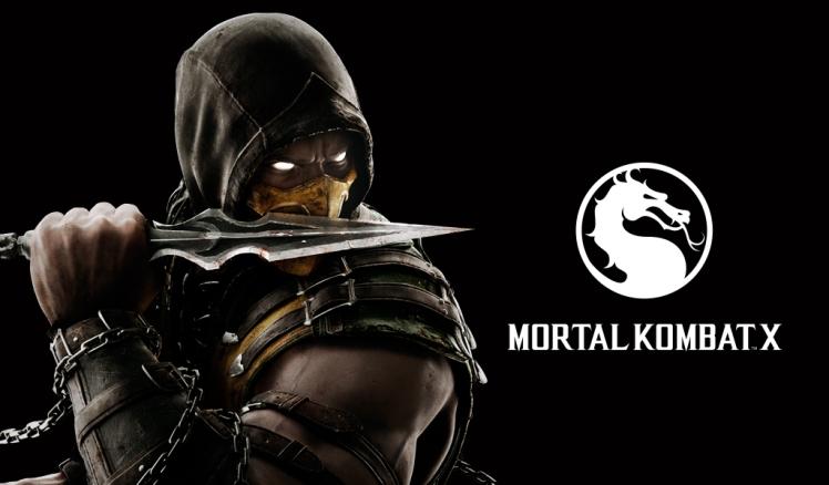 Mortal Kombat X Promo Image
