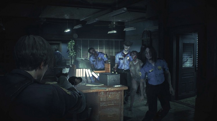 RE2 Remake