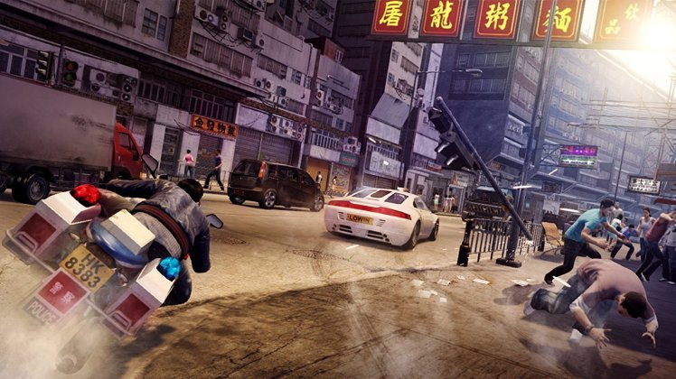 Sleeping Dogs official screenshot