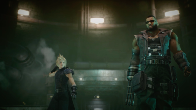 VII_Remake_Cloud_and_Barret