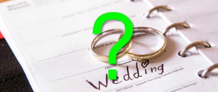 QOTM Wedding