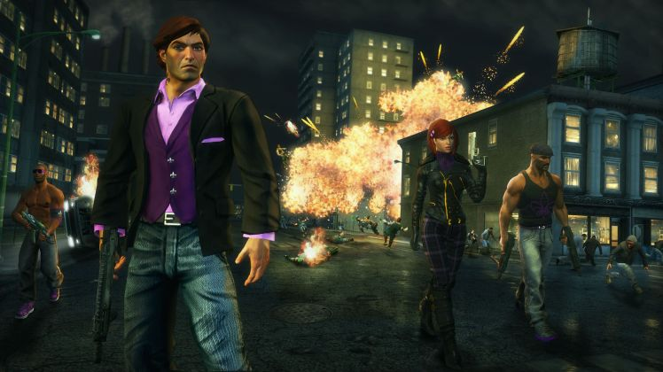 Saints Row 3 screenshot 1