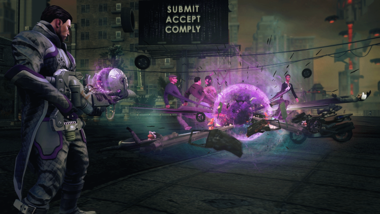 Saints Row 4 screenshot