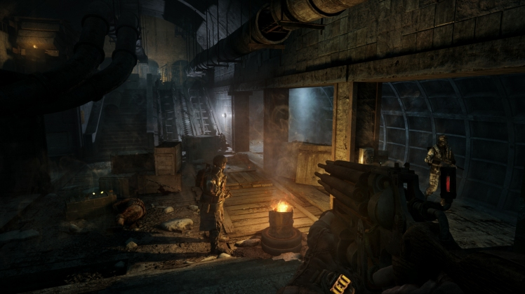 Metro 2033 Redux screen 1