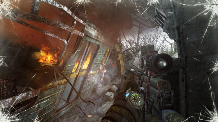 Metro Last Light screen 1
