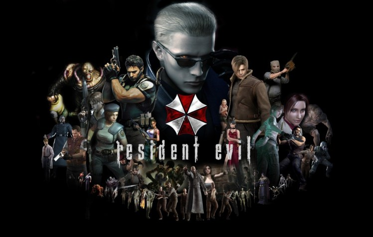 Resident-Evil-Franchise