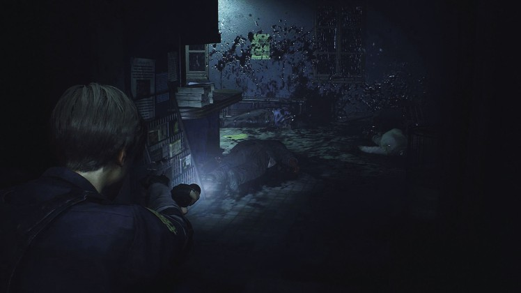 re2 remake screen 3