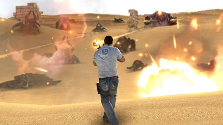 serious sam 3 screen