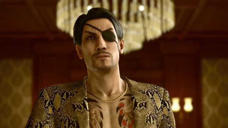 Blogovision 2019 Goro Majima That Green Dude They had better never kill him off! blogovision 2019 goro majima that