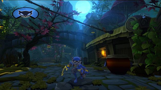 Sly 4 screen 1