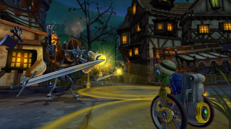 sly 4 screen 4