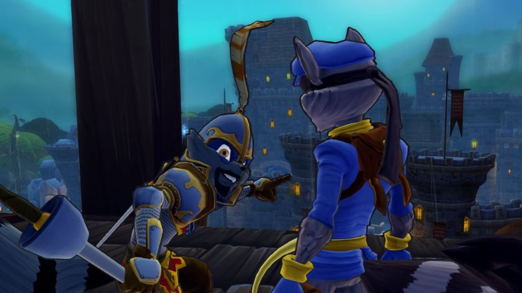 sly 4 screen 5