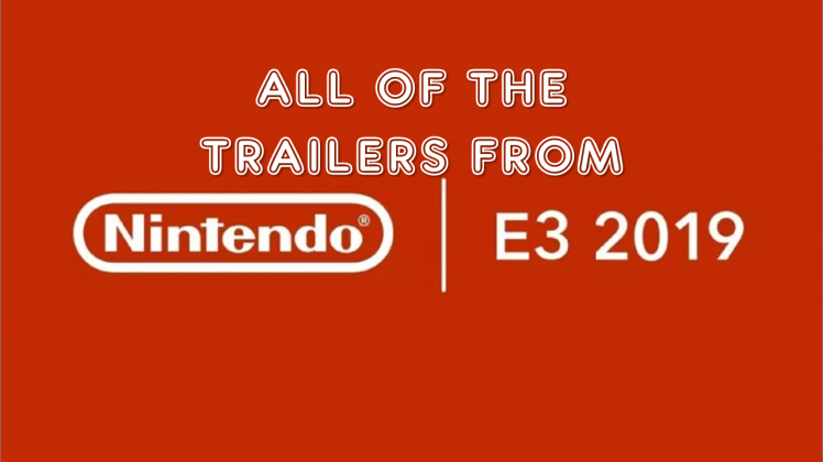 NINTY E3 DIRECT OVERVIEW THUMBNAIL