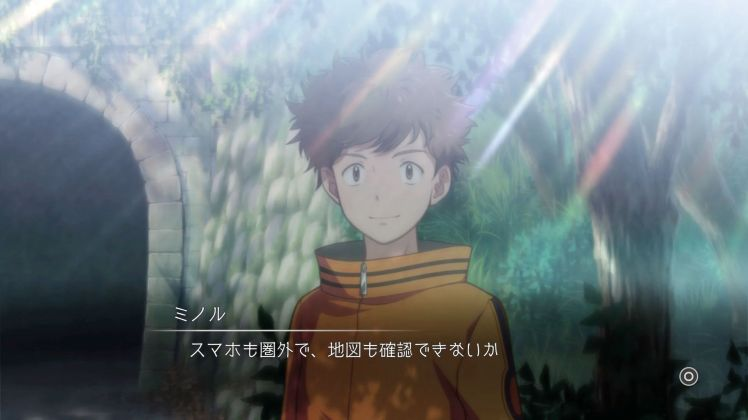 Digimon Survive - Minoru (2)
