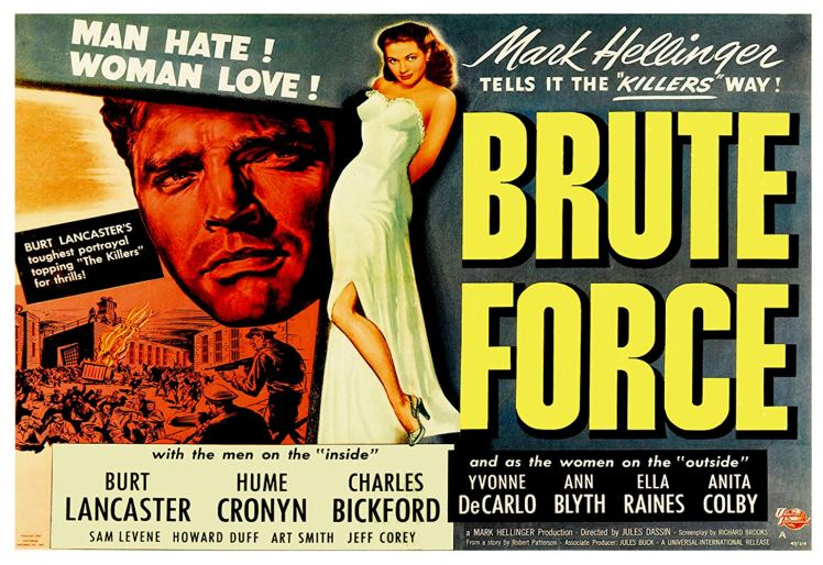 Brute Force poster