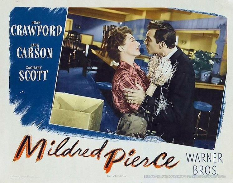 Mildred Pierce poster