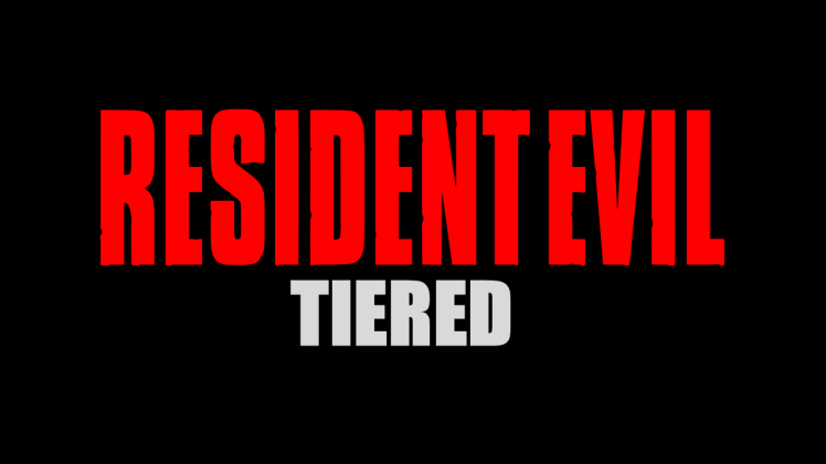 Resident Evil tiered thumbnail